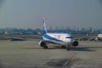delawakaさんが、青島流亭国際空港で撮影した全日空 767-381/ERの航空フォト(写真)