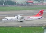 じーく。さんが、台北松山空港で撮影したトランスアジア航空 ATR-72-600の航空フォト(飛行機 写真・画像)