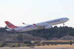 れえどんさんが、成田国際空港で撮影したトランスアジア航空 A330-343Xの航空フォト(写真)