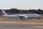 れえどんさんが、成田国際空港で撮影した日本航空 777-346/ERの航空フォト(写真)