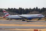 れえどんさんが、成田国際空港で撮影したブリティッシュ・エアウェイズ 777-236/ERの航空フォト(写真)