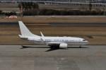 kumagorouさんが、仙台空港で撮影したロイヤル・ジェット 737-7Z5 BBJの航空フォト(写真)