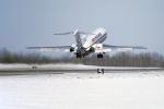 EarthScapeさんが、ポーツマス国際空港アット・ピーズで撮影したエメリー・ワールドワイド 727の航空フォト(写真)