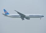 じーく。さんが、台湾桃園国際空港で撮影した中国南方航空 777-31B/ERの航空フォト(写真)