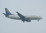 じーく。さんが、台湾桃園国際空港で撮影した中国郵政航空 737-35N(SF)の航空フォト(飛行機 写真・画像)