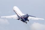 Ryan-airさんが、ロングビーチ空港で撮影したUSAジェット・エアラインズ 727-223/Adv(F)の航空フォト(写真)