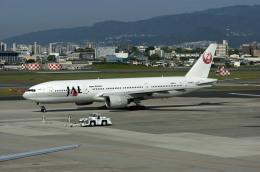 Gambardierさんが、伊丹空港で撮影した日本航空 777-246の航空フォト(飛行機 写真・画像)