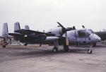 チャーリーマイクさんが、厚木飛行場で撮影したアメリカ陸軍 RV-1D Mohawkの航空フォト(写真)
