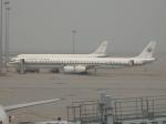 JA8037さんが、香港国際空港で撮影したガボン政府 DC-8-73CFの航空フォト(写真)