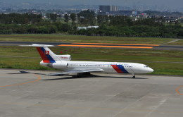 kumagorouさんが、仙台空港で撮影したスロバキア政府 Tu-154Mの航空フォト(写真)