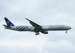 じーく。さんが、台湾桃園国際空港で撮影した中国南方航空 777-31B/ERの航空フォト(飛行機 写真・画像)