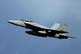 厚木飛行場 - Naval Air Facility Atsugi [NJA/RJTA]で撮影されたアメリカ海軍 - United States Navyの航空機写真