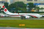 RUSSIANSKIさんが、シンガポール・チャンギ国際空港で撮影したビーマン・バングラデシュ航空 737-8E9の航空フォト(飛行機 写真・画像)