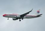 じーく。さんが、台湾桃園国際空港で撮影した中国東方航空 A320-214の航空フォト(飛行機 写真・画像)