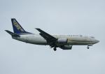 じーく。さんが、台湾桃園国際空港で撮影した中国郵政航空 737-3Q8(SF)の航空フォト(飛行機 写真・画像)