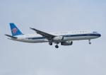 じーく。さんが、台湾桃園国際空港で撮影した中国南方航空 A321-231の航空フォト(飛行機 写真・画像)