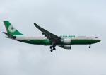 じーく。さんが、台湾桃園国際空港で撮影したエバー航空 A330-203の航空フォト(写真)