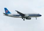 じーく。さんが、台湾桃園国際空港で撮影した中国南方航空 A320-232の航空フォト(飛行機 写真・画像)