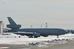 うめやしきさんが、横田基地で撮影したアメリカ空軍 KC-10A Extender (DC-10-30CF)の航空フォト(飛行機 写真・画像)