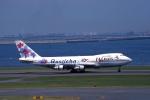 kumagorouさんが、羽田空港で撮影したJALウェイズ 747-246Bの航空フォト(飛行機 写真・画像)