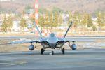うめやしきさんが、横田基地で撮影したアメリカ空軍 F-22A-30-LM Raptorの航空フォト(飛行機 写真・画像)