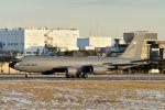 うめやしきさんが、横田基地で撮影したアメリカ空軍 KC-135T Stratotanker (717-148)の航空フォト(飛行機 写真・画像)