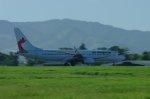 Bonnie Bulaさんが、ナンディ国際空港で撮影したニューギニア航空 737-86Qの航空フォト(写真)