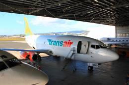 jk3yhgさんが、ダニエル・K・イノウエ国際空港で撮影したトランスエア 737-209/Adv(F)の航空フォト(飛行機 写真・画像)