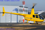 Chofu Spotter Ariaさんが、八尾空港で撮影した賛栄商事 R44 Clipper IIの航空フォト(飛行機 写真・画像)