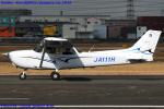 Chofu Spotter Ariaさんが、八尾空港で撮影した学校法人ヒラタ学園 航空事業本部 172S Skyhawk SPの航空フォト(飛行機 写真・画像)