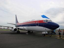 bigheadさんが、アディスマルモ国際空港で撮影したスリウィジャヤ航空 737-204/Advの航空フォト(飛行機 写真・画像)
