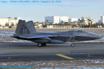 Chofu Spotter Ariaさんが、横田基地で撮影したアメリカ空軍 F-22A-30-LM Raptorの航空フォト(写真)