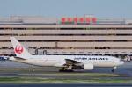 kaeru6006さんが、羽田空港で撮影した日本航空 777-246の航空フォト(写真)