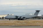 うめやしきさんが、横田基地で撮影したアメリカ空軍 C-5B Galaxyの航空フォト(飛行機 写真・画像)