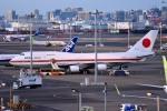 tsubasa0624さんが、羽田空港で撮影した航空自衛隊 747-47Cの航空フォト(飛行機 写真・画像)