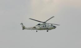 ありさんが、名古屋飛行場で撮影した海上自衛隊 SH-60Kの航空フォト(飛行機 写真・画像)