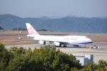 Airfly-Superexpressさんが、広島空港で撮影したチャイナエアライン 747-409の航空フォト(写真)