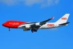 RUSSIANSKIさんが、シンガポール・チャンギ国際空港で撮影したTNT航空 747-4HAF/ER/SCDの航空フォト(写真)