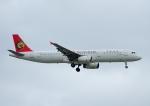じーく。さんが、台湾桃園国際空港で撮影したトランスアジア航空 A321-131の航空フォト(飛行機 写真・画像)