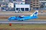 Kuuさんが、福岡空港で撮影した天草エアライン ATR-42-600の航空フォト(飛行機 写真・画像)