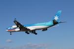 mogusaenさんが、成田国際空港で撮影したエア・タヒチ・ヌイ A340-313Xの航空フォト(飛行機 写真・画像)