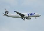 じーく。さんが、台湾桃園国際空港で撮影したV エア A320-232の航空フォト(飛行機 写真・画像)