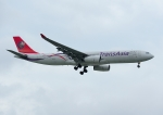 じーく。さんが、台湾桃園国際空港で撮影したトランスアジア航空 A330-343Xの航空フォト(飛行機 写真・画像)