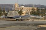 KRN6035さんが、横田基地で撮影したアメリカ空軍 F-22A-30-LM Raptorの航空フォト(写真)
