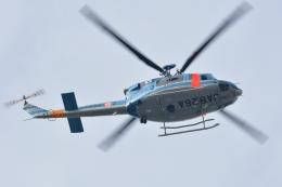 自宅上空で撮影された青森県警察 - Aomori Policeの航空機写真