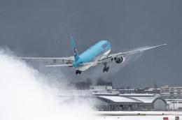 tsuna72さんが、福岡空港で撮影した大韓航空 777-3B5/ERの航空フォト(写真)