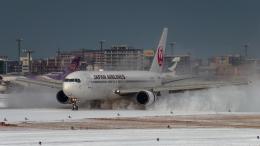 tsuna72さんが、福岡空港で撮影した日本航空 767-346/ERの航空フォト(写真)