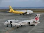 kumagorouさんが、奄美空港で撮影した日本エアコミューター 340Bの航空フォト(写真)