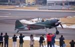 鹿児島のぽりっす♪さんが、鹿児島空港で撮影したゼロエンタープライズ Zero 22/A6M3の航空フォト(飛行機 写真・画像)