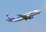 じーく。さんが、那覇空港で撮影したANAウイングス 737-54Kの航空フォト(飛行機 写真・画像)